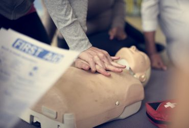 first aid 370x250 - The Importance of First Aid Training in the Workplace